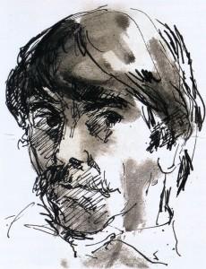 Autoportrait à trente-neuf ans.